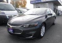 Used Affordable Cars Lovely Affordable Used Cars Inc Anchorage 2018 Chevrolet Malibu 4dr