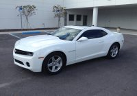 Used Camaros for Sale Near Me Lovely Used 2012 Chevy Camaro Coupe V6 for Sale In Tampa Bay Florida Call