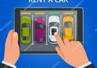 Used Car App Awesome Renting A New or Used Car Car Rental Booking Reservation On Tablet