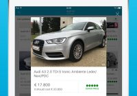 Used Car App Luxury Autouncle New Used Cars App Ranking and Store Data
