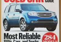 Used Car Buying Guide Beautiful 2016 Consumer Reports Used Car Ing Guide New $32 00