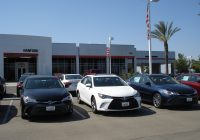 Used Car Dealerships Fresno Luxury Freeway toyota