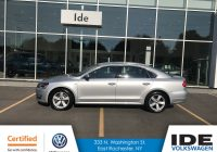 Used Car Dealerships Rochester Ny Best Of Certified Pre Owned 2015 Volkswagen Passat 1 8t Limited Edition 4dr