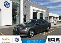 Used Car Dealerships Rochester Ny Unique Certified Pre Owned 2015 Volkswagen Passat 1 8t Wolfsburg Ed 4dr Car