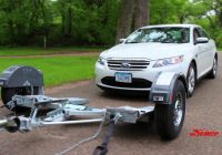 Used Car Dolly for Sale Beautiful Loading A tow Dolly Youtube