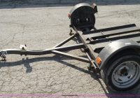 Used Car Dolly for Sale Lovely 2000 tow It All Abile tow Dolly Item 5458