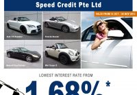 Used Car Finance Rates Unique New Used Car Loans Singapore