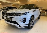 Used Car for Sell Near Me Awesome Used Land Rover Range Rover Evoque 2 0d First Edition Auto