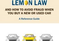 Used Car Lemon Law Unique Silver Cal Lemon Law Pages 1 14 Text Version