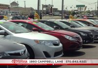 Used Car Lots Bowling Green Ky Best Of Betsy Used Cars • toyota Of Bowling Green Youtube