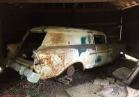 Used Car Parts Near Me Lovely 56 Chevy 2 Door Sedan Delivery Car Project Needs Rat Hot Rod
