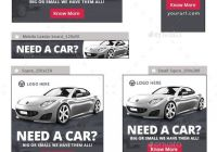Used Car Places Near Me Inspirational Car Dealership Banner Set