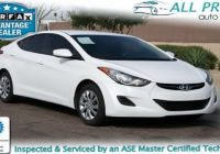 Used Car Prices New Used Cars for Sale In Phoenix Az 2012 Hyundai Elantra All Price