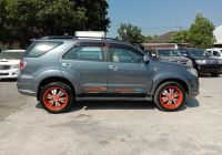 Used Car Tires Near Me New 2006 – toyota 4wd 3 0v at fortuner Dark Grey – 370 Thailand Vehicles