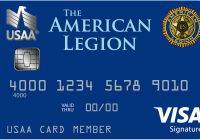 Used Car Usaa Lovely the American Legion Usaa Rewards™ Visa Signature Card