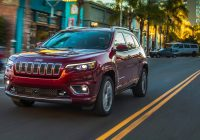 Used Car Usaa Luxury 2019 Jeep Cherokee Review San Antonio