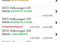 Used Car Value by Vin Luxury Crowd sourced Car Valuation App social Media Car Valuations