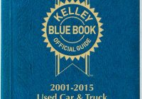 Used Car Values Nada Elegant Kelley Blue Book Used Car Guide Consumer Edition January March
