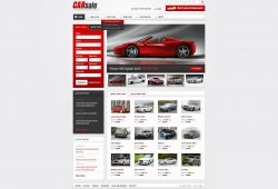 Awesome Used Car Website
