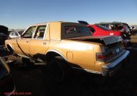 Used Cars 1985 Beautiful Junkyard Find 1985 Chrysler New Yorker Fifth Avenue the