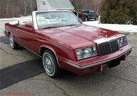 Used Cars 1985 Luxury 1985 Chrysler Le Baron Classic Cars for Sale 19 Used Cars