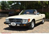 Used Cars 1985 Luxury 1985 Mercedes Benz 380
