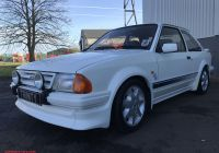 Used Cars 1985 Unique Used 1985 ford Escort Rs Turbo for Sale In Durham