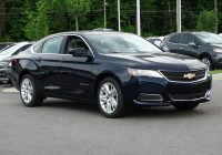 Used Cars 4 Sale Unique 2017 Chevrolet Impala Engine 2 5 L 4 Cylinder Inspirational