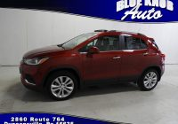 Used Cars Altoona Pa Lovely Used 2018 Chevrolet Trax for Sale In Duncansville Pa