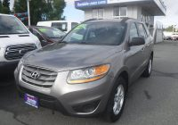 Used Cars Anchorage Best Of Affordable Used Cars Inc Anchorage 2011 Hyundai Santa Fe Sport