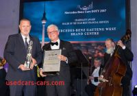 Used Cars Awward Dealers Lovely Mercedes Benz Honours Best at the Dealer Of the Year