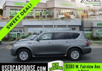 Used Cars Boise Inspirational Used 2017 Nissan Armada for Sale Boise Id