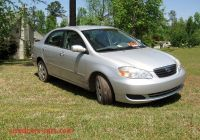Used Cars by Onwer Best Of toyota Corolla 2008 for Sale by Owner In Macon Ga