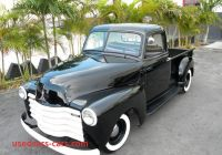 Used Cars by Onwer Unique 1953 Chevrolet Pick Up Truck