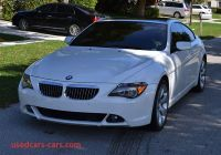 Used Cars by Onwer Unique 2006 Bmw 650i for Sale by Owner In astoria Ny