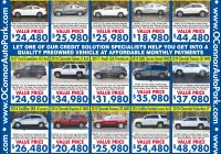 Used Cars by Owner Only New Used Vehicle Specials