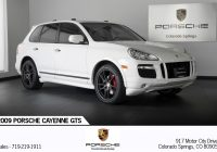 Used Cars Colorado Springs Best Of 2009 Porsche Cayenne Cayenne Gts Stock C173 for Sale Near Colorado