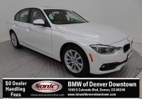 Used Cars Denver Inspirational Used Bmw Luxury Car Specials