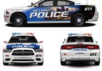 Used Cars Detroit Elegant Look What the New Detroit Police Cars and Ambulances Will Look Like