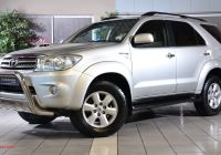 Used Cars for Sale 0 Apr Awesome toyota fortuner fortuner 3 0d 4d 4×4 Auto for Sale In