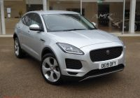 Used Cars for Sale 0 Apr Finance Luxury Used Jaguar E Pace 2 0d [180] Hse 5dr Auto Oe19dfy Stoneacre