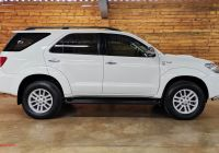 Used Cars for Sale 0 Apr New toyota fortuner fortuner 3 0d 4d for Sale In Gauteng