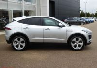 Used Cars for Sale 0 Down Fresh Used Jaguar E Pace 2 0d [180] Hse 5dr Auto Oe19dfy Stoneacre