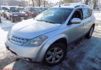 Used Cars for Sale 08075 Lovely 2007 Nissan Murano S Cars