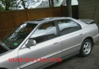 Used Cars for Sale $10000 by Owner Elegant 1997 Honda Accord Sedan for Sale by Owner In Ct Under