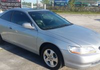 Used Cars for Sale 2000 Best Of sold 2000 Honda Accord Ex Mileage Body Style Coupe