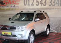 Used Cars for Sale 2010 Elegant toyota fortuner fortuner 3 0d 4d Automatic for Sale In