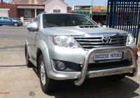 Used Cars for Sale 2014 New toyota fortuner fortuner 3 0d 4d for Sale In Gauteng