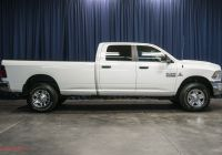 Used Cars for Sale 3500 Luxury 2016 Dodge Ram 3500 Slt 4×4 Diesel Truck with Rear Backup