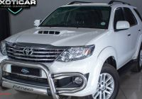 Used Cars for Sale 3rd Row Seating Fresh toyota fortuner fortuner 3 0d 4d for Sale In Gauteng